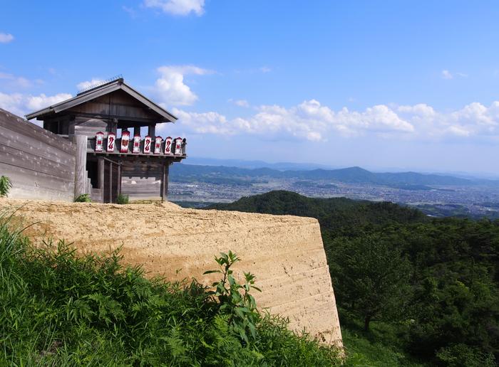 鬼ノ城 日本のお城とは思えない神秘的な古代山城遺跡【岡山県の100名城 2/4】